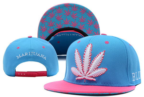 Marijuana Snapbacks Hat XDF 6