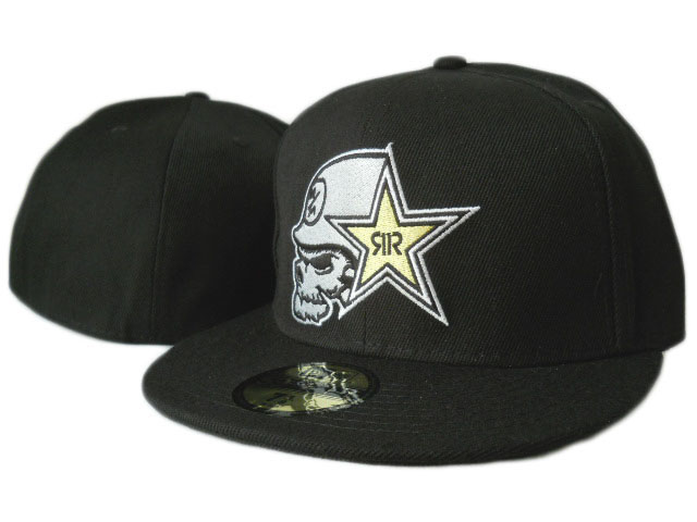 Metal Mulisha Rockstar Fitted Hat ZY 140812 03