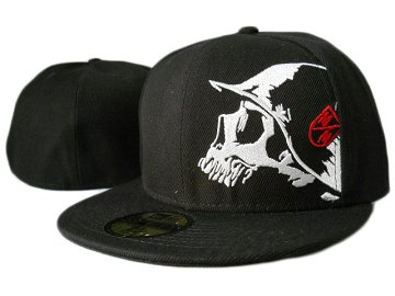 Metal Mulisha Rockstar Fitted Hat ZY 140812 08