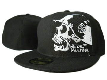 Metal Mulisha Rockstar Fitted Hat ZY 140812 09