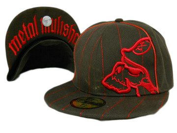 Metal Mulisha Rockstar Fitted Hat ZY 140812 10