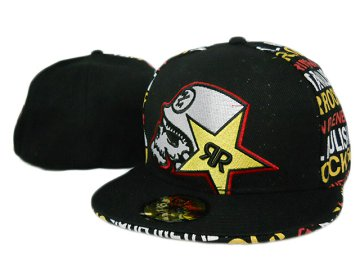Metal Mulisha Rockstar Fitted Hat ZY 140812 11