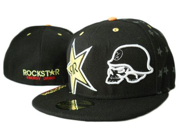 Metal Mulisha Rockstar Fitted Hat ZY 140812 14