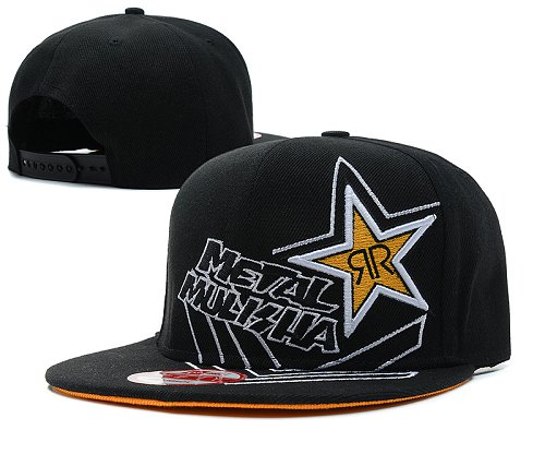 Metal Mulisha Rockstar Snapback Hat SD1