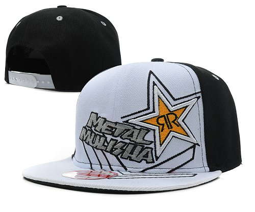 Metal Mulisha Rockstar Snapback Hat SD2