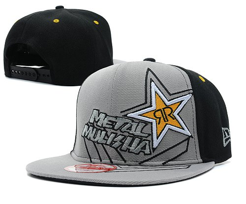 Metal Mulisha Rockstar Snapback Hat SD3