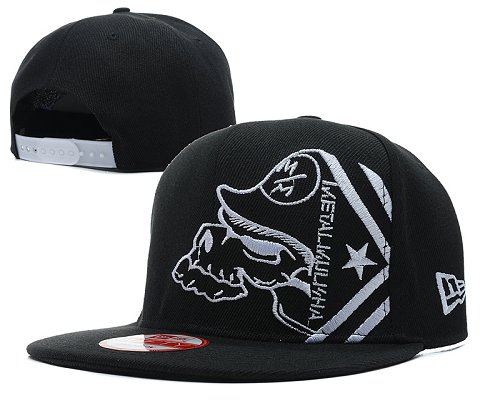 Metal Mulisha Rockstar Snapback Hat SD5