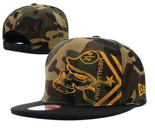 Metal Mulisha Rockstar Snapback Hat SD6