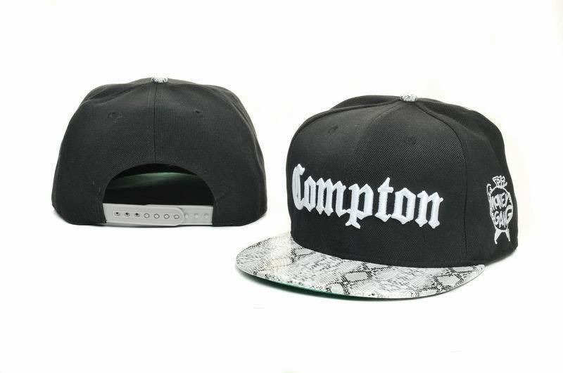 Money Black Snapbacks Hat GF 4