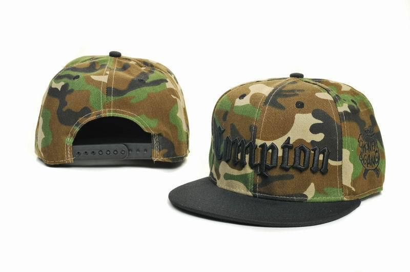 Money Camo Snapbacks Hat GF