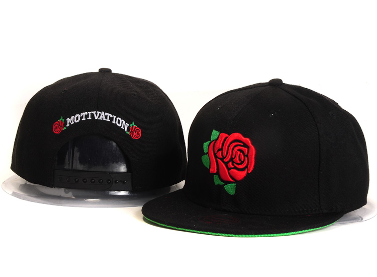 Motivation Rose Hat YS1