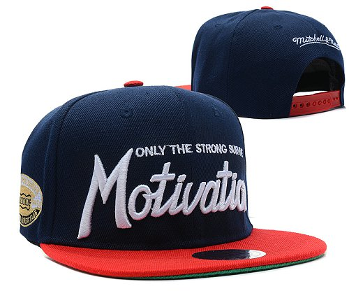 Motivation Snapback Hat SD1