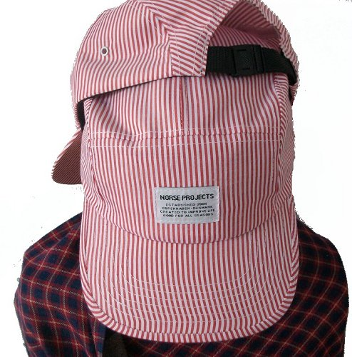 NORSE PROJECTS 5-Panel Hat JT 2