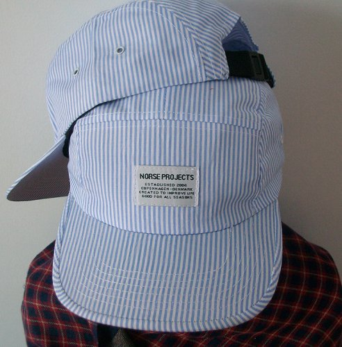 NORSE PROJECTS 5-Panel Hat JT 3