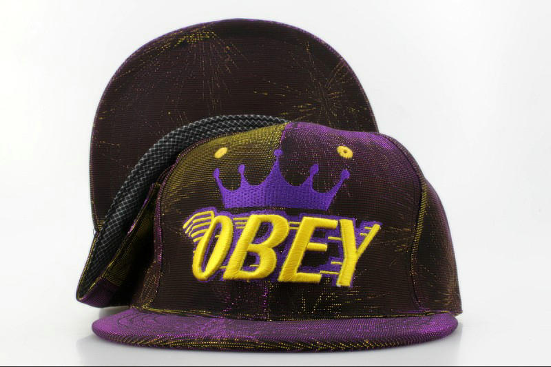 Obey Snapback Hat QH 0721