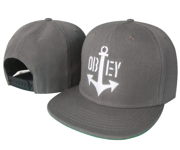 OBEY Snapback Hat LS37