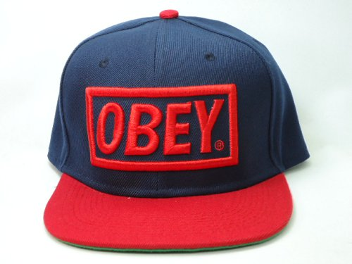OBEY Snapback Hat SF 10