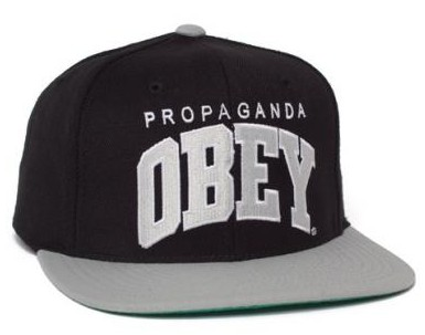 OBEY Snapback Hat SF 18