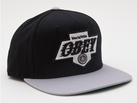 OBEY Snapback Hat SF 20