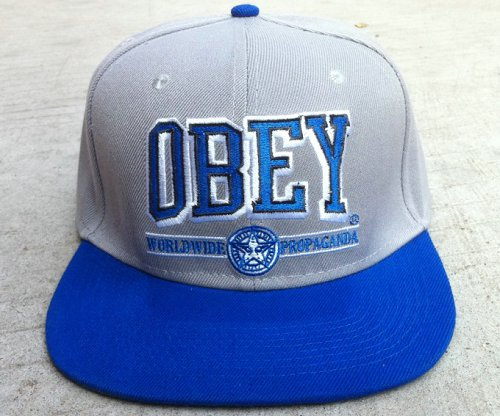 OBEY Snapback Hat SF 25