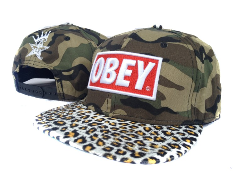 OBEY Snapback Hat SF 34