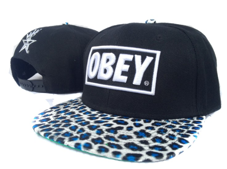 OBEY Snapback Hat SF 35