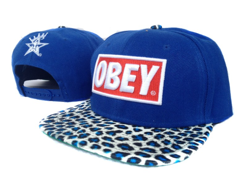 OBEY Snapback Hat SF 38
