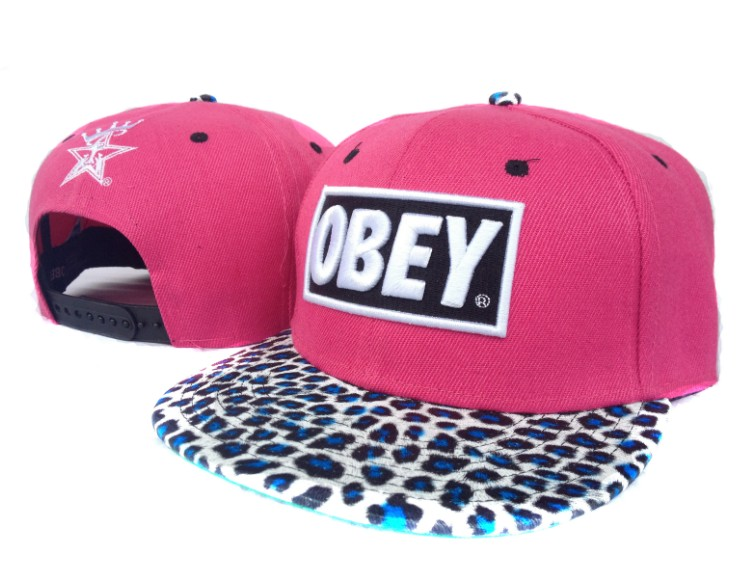 OBEY Snapback Hat SF 39