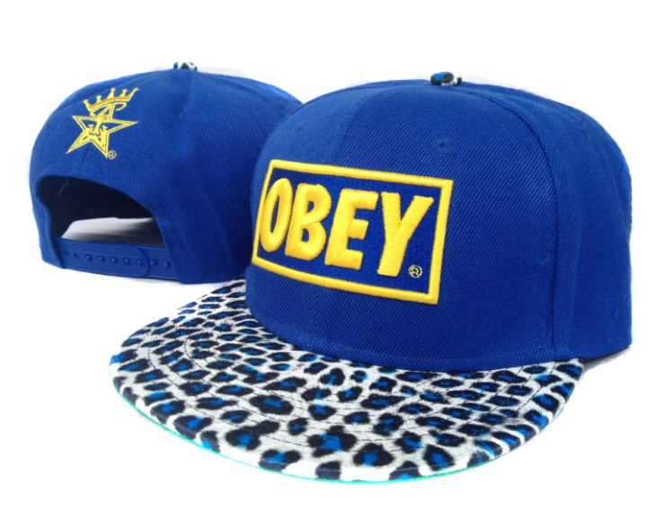 OBEY Snapback Hat SF 40