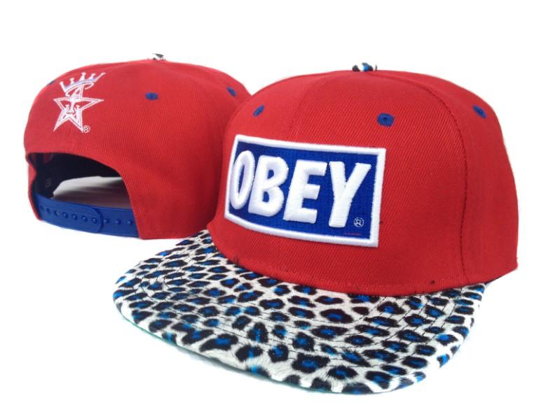 OBEY Snapback Hat SF 41