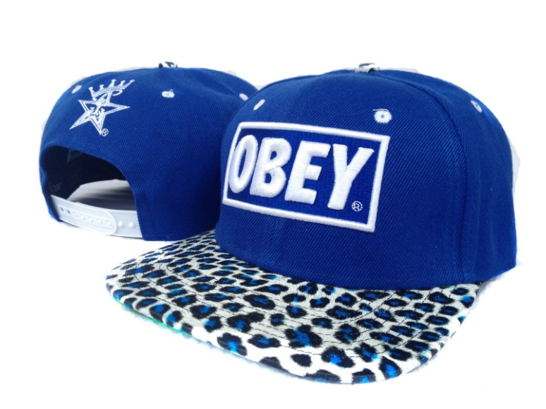 OBEY Snapback Hat SF 42