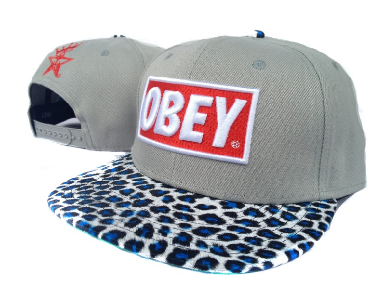 OBEY Snapback Hat SF 43