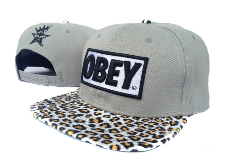 OBEY Snapback Hat SF 45