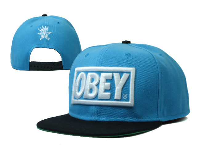 OBEY Snapback Hat SF 47