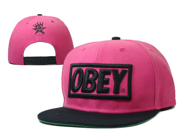 OBEY Snapback Hat SF 48