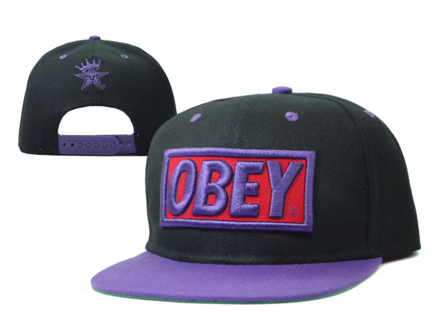 OBEY Snapback Hat SF 50