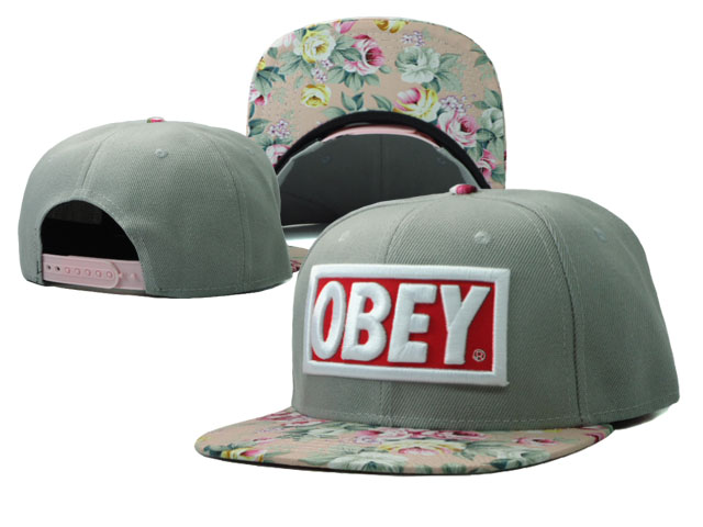 OBEY Snapback Hat SF 51