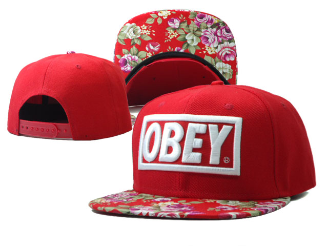 OBEY Snapback Hat SF 53