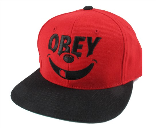OBEY Snapback Hat SF 59