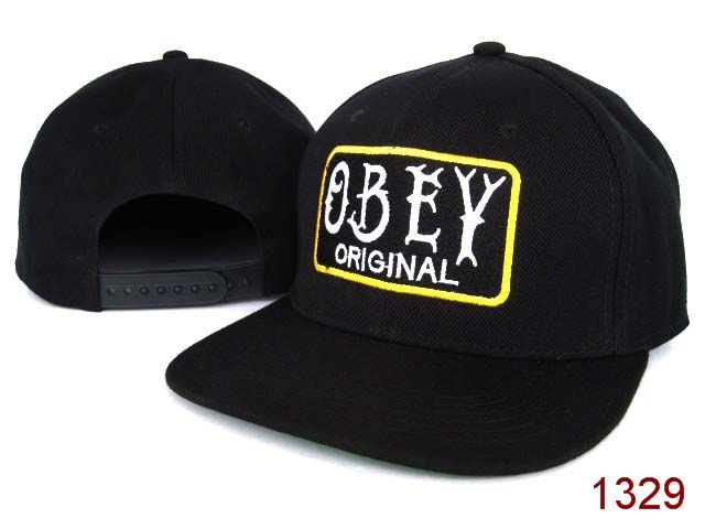 OBEY Snapback Hat SG01