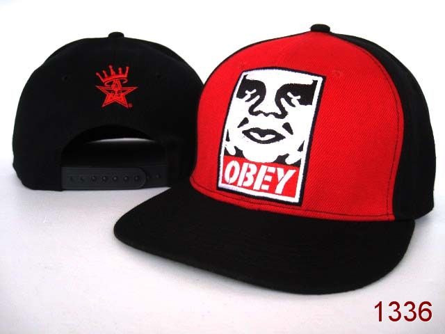 OBEY Snapback Hat SG03