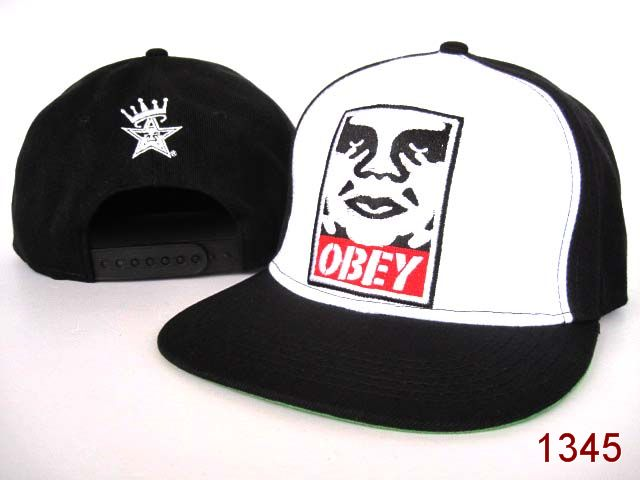 OBEY Snapback Hat SG04
