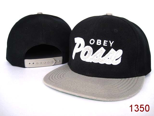 OBEY Snapback Hat SG05