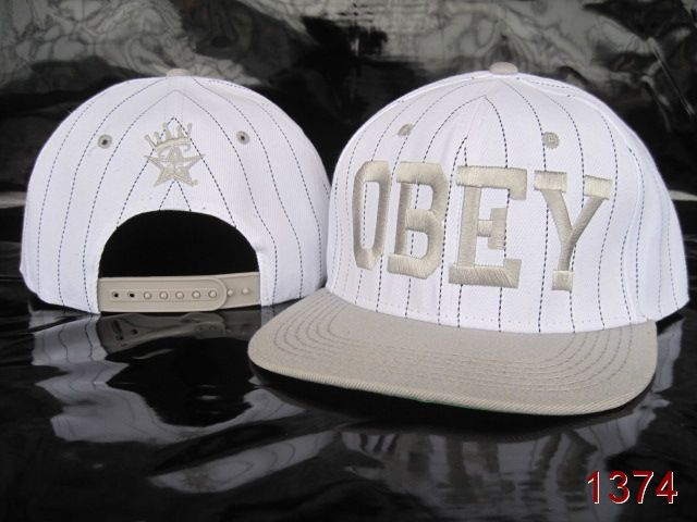 OBEY Snapback Hat SG09