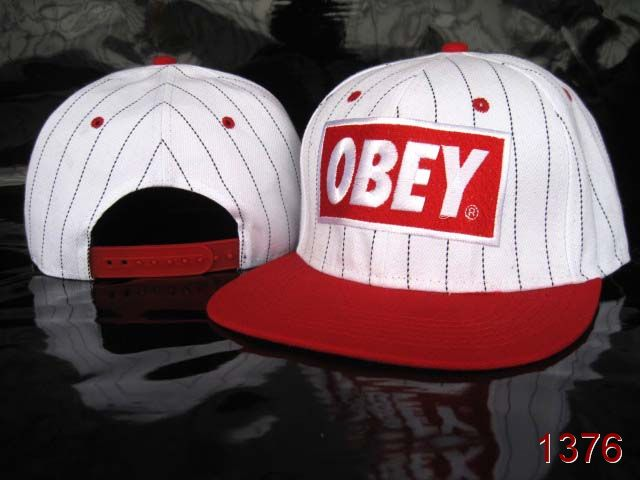OBEY Snapback Hat SG11