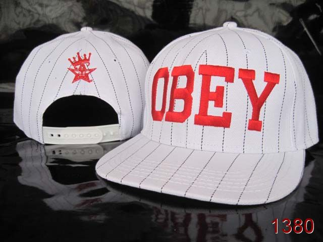 OBEY Snapback Hat SG15