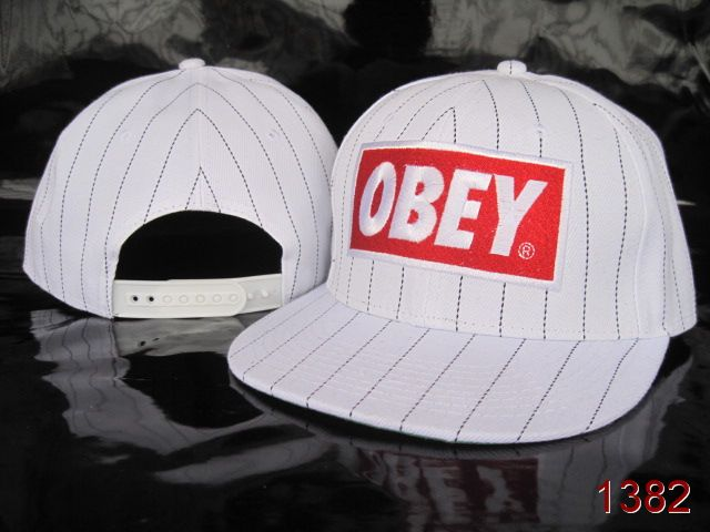 OBEY Snapback Hat SG17