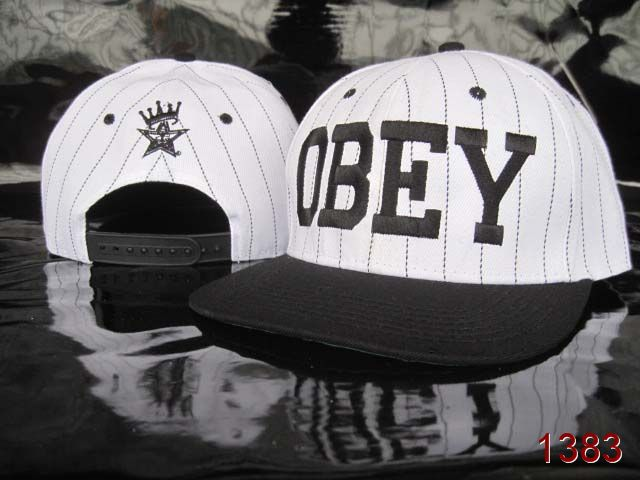 OBEY Snapback Hat SG18