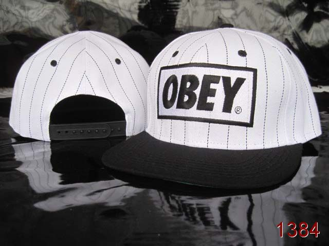 OBEY Snapback Hat SG19