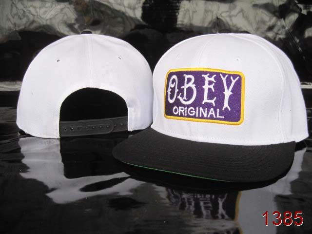 OBEY Snapback Hat SG20